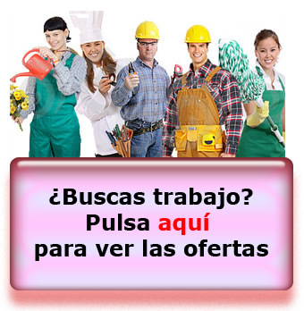 Ofertas de trabajo en madrid y gran canaria - Ofertas de trabajo en madrid ...