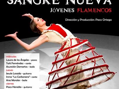 De NuevaJovenes Ii Edición Sangre La Flamencos Llega 0POkn8w
