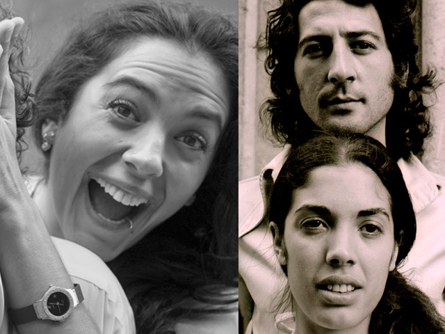 Alba Molina, hija de Lole y Manuel