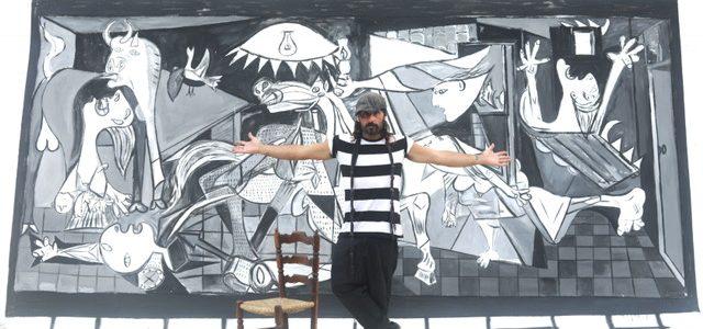 Miguel Campello en Radiole con El Guernica