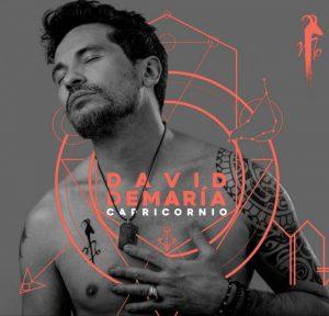 Portada disco Capricornio David De María
