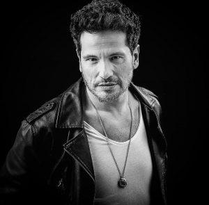 David De María Foto blanco y negro