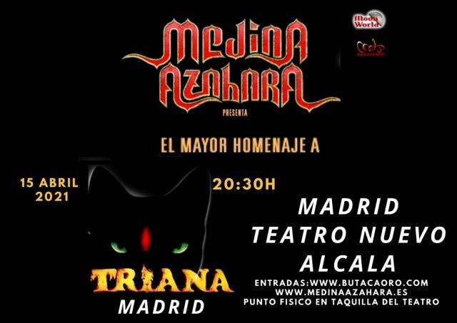 Medina Azahara prepara la gira-homenaje a Triana - Radiole.com
