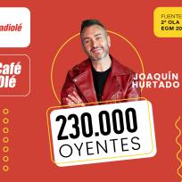 Café Olé- Joaquín Hurtado