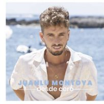Juanlu Montoya, portada Desde Cero