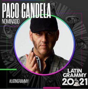 Paco Candela - Grammy Latinos